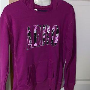 Purple Aero hoodie